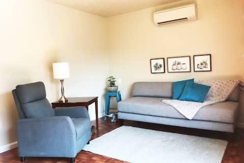 Suite retreat in the 'Boro