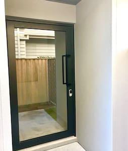 1200mm wide entry door