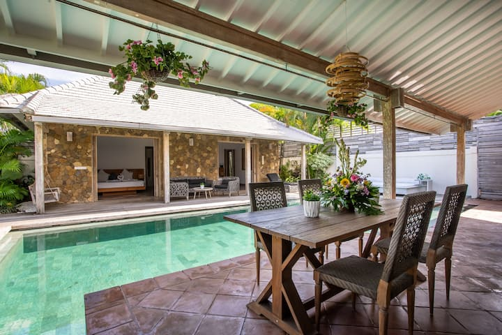 Boutique 3-Bdr in the Heart of Seminyak