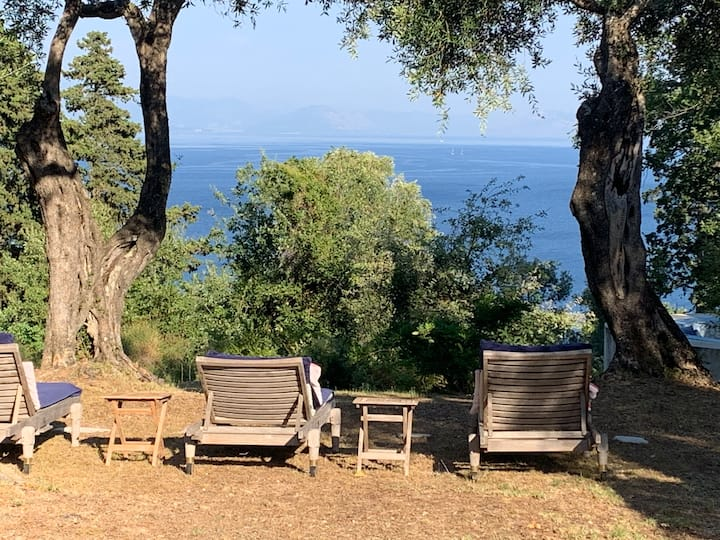 Villa Chrissikou - Tranquility at its Best
