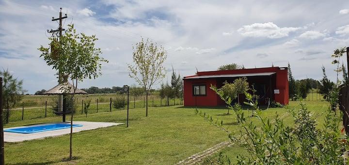 La Maína Uribe Cabaña 1