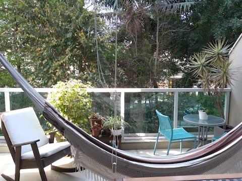 Studio confortable au cœur de Vila Madalena