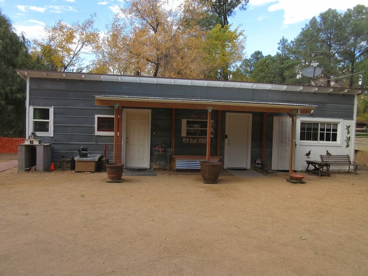 Aspen Creek Bunkhouse near Thumb Butte