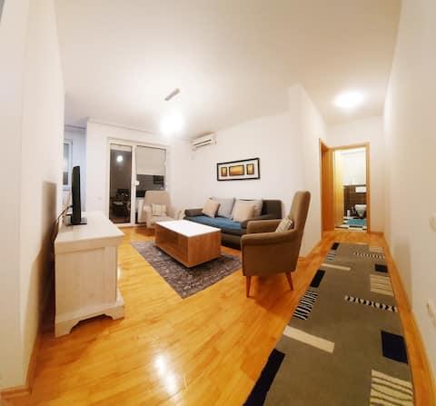 Encantador y acogedor apartamento en Pristina