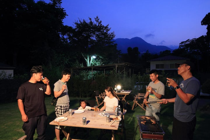 Annex 2★Private House★families and groups★BBQ