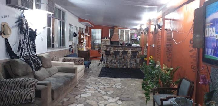 Lar do Aconchego quarto privativo
