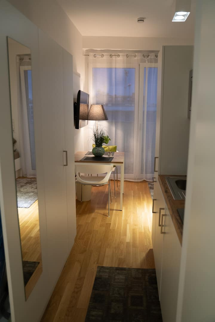 Cosy apartment near Fair Munich
