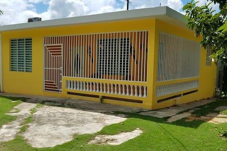 Anaya's Mountain House