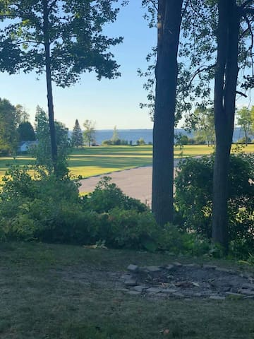 Courage Hill , Houghton Lake view newly remodeled