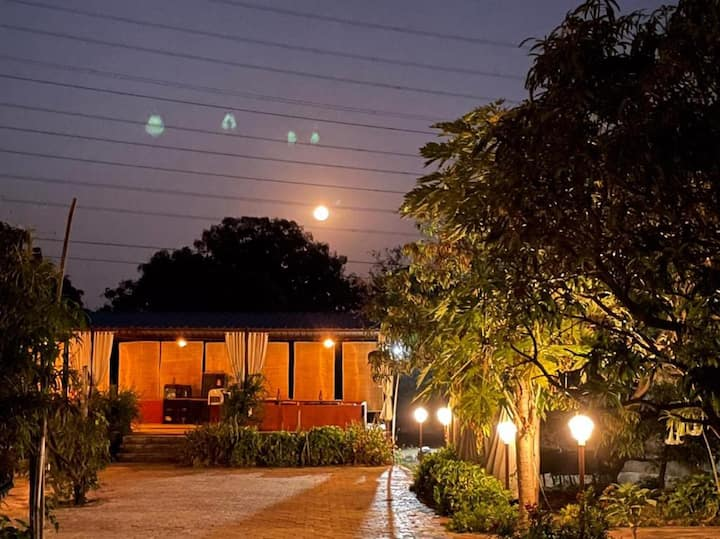 The Farmhouse Project - Shikrapur