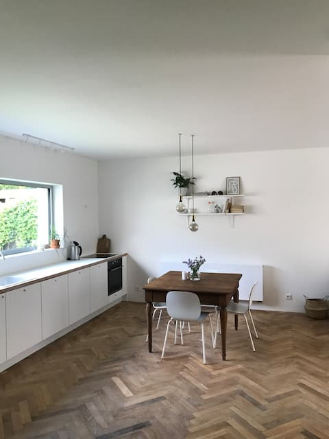 Cozy apartment in the centre of Litomyšl