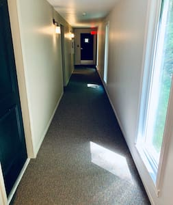 55 inches wide hallways