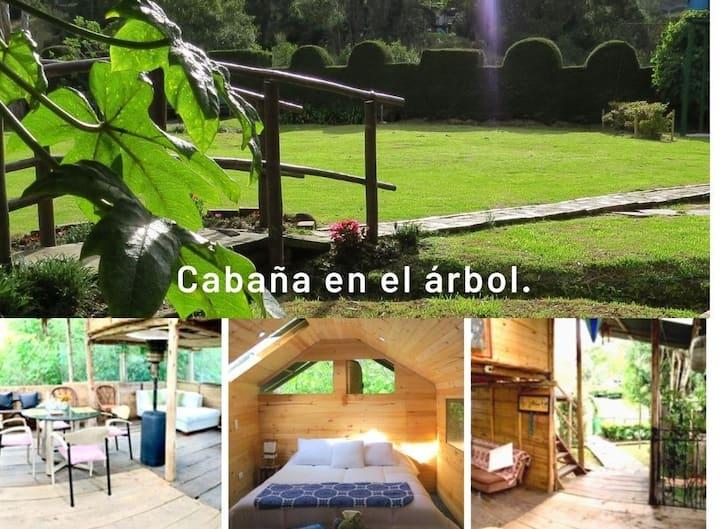 Comfortable Cabin  Via a La Calera km 9