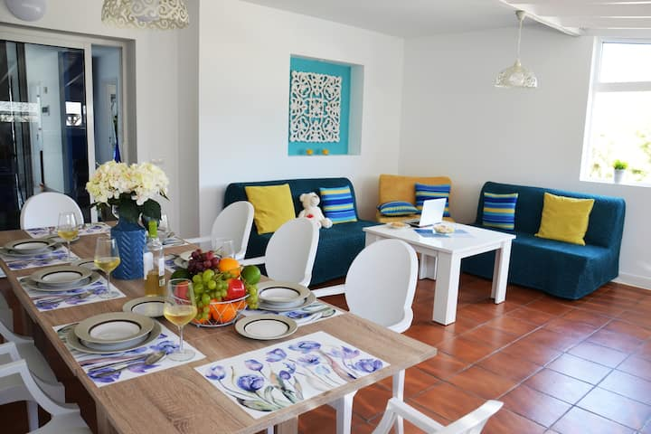 Apartment CENTRAL max. 8 persons COSTA CALMA WiFi