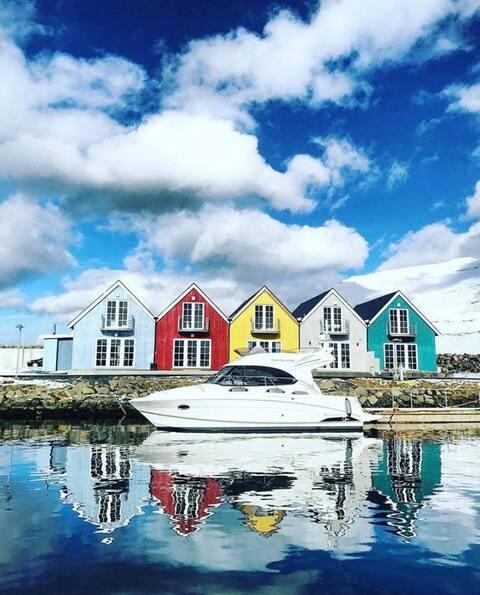 Nova casa de barcos
