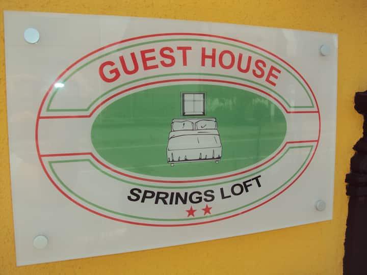 Springs loft