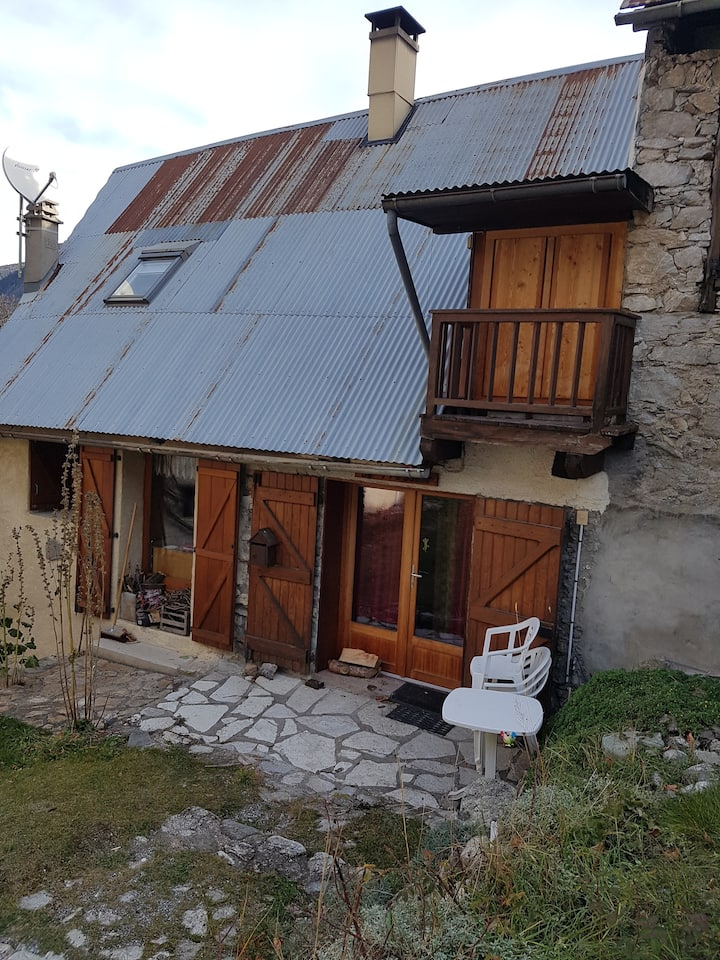 Maison de village, Villard-Meyer