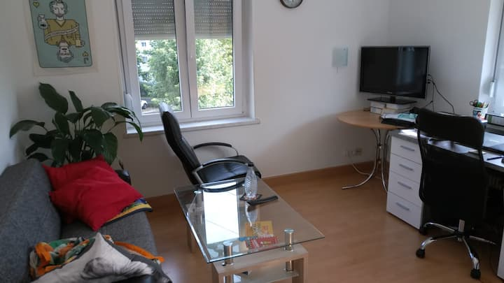 Cosy appartement near Basel and Blackforrest