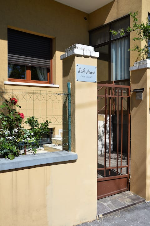 S&A House a Bagnoli della Rosandra