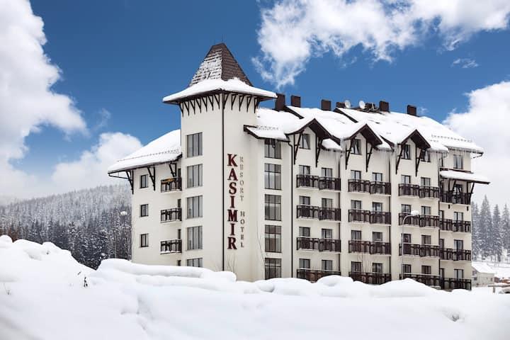 Kasimir Resort Hotel Двомісний Номер з Сніданком