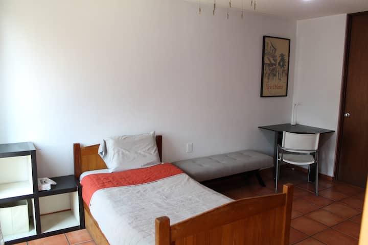 Habitación Privada Médico Residente Tlalpan - NO