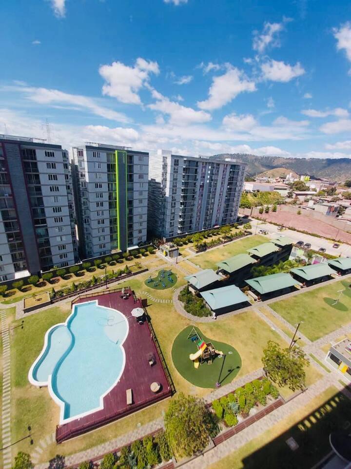 Ecovivienda 1 Bedroom- Fully furnished Condominium
