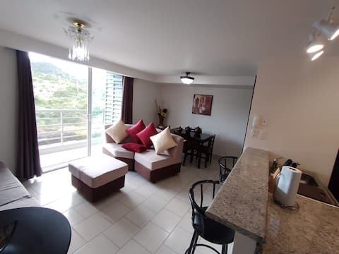 Ecovivienda 1 Bedroom- Fully furnished Condominium
