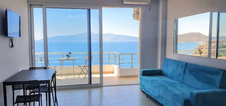 WOW SUNSET central apartment (50m from beach)