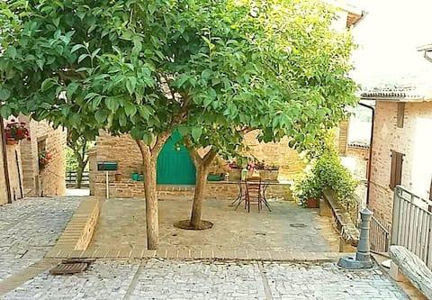 Bestemor Augusta House (Spello 9 km - Assisi 12 km)