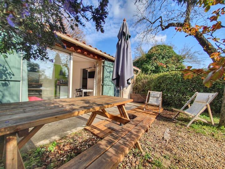 Maison de 30m² + Terrasse, NEW DESIGN 2021 ☀
