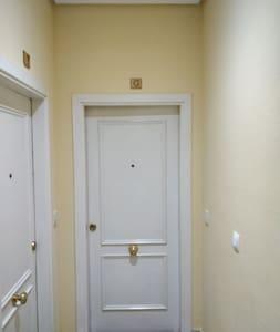 Drempelloze toegang tot de ingang