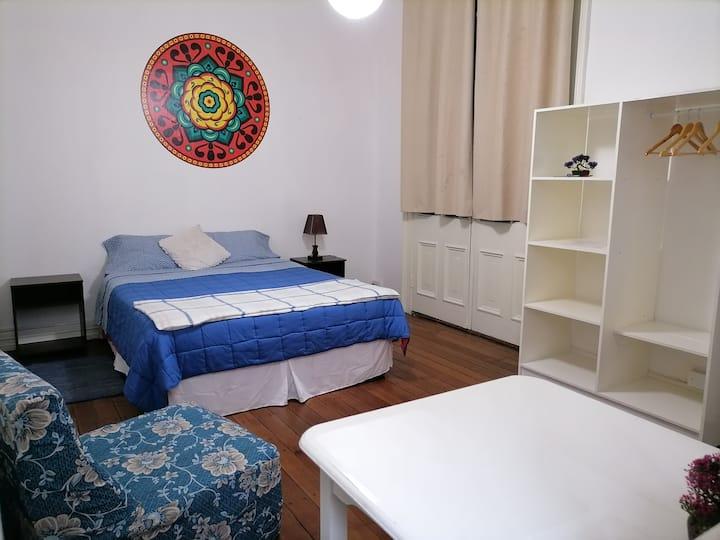 Casa Capilla #3, Cerro Alegre.