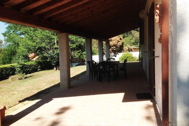 Villa Acqua Sorgiva, oasi nel verde