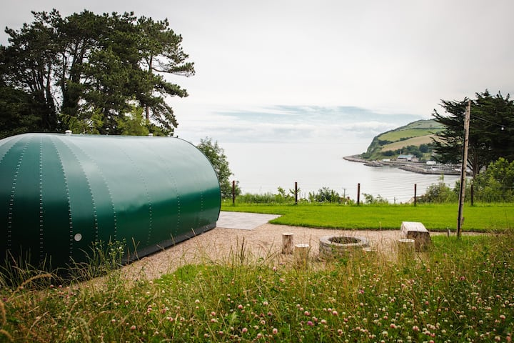 Ocean View Pod, Glenarm Estate