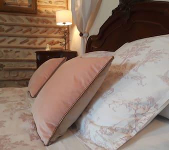 Confort et douceur pour notre chambre Pierre.