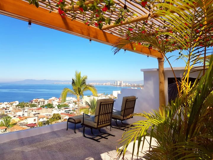 ❋Mexican 3BR❋PhenomenaL OCEANVIEWS❋Steps to BEACH❋