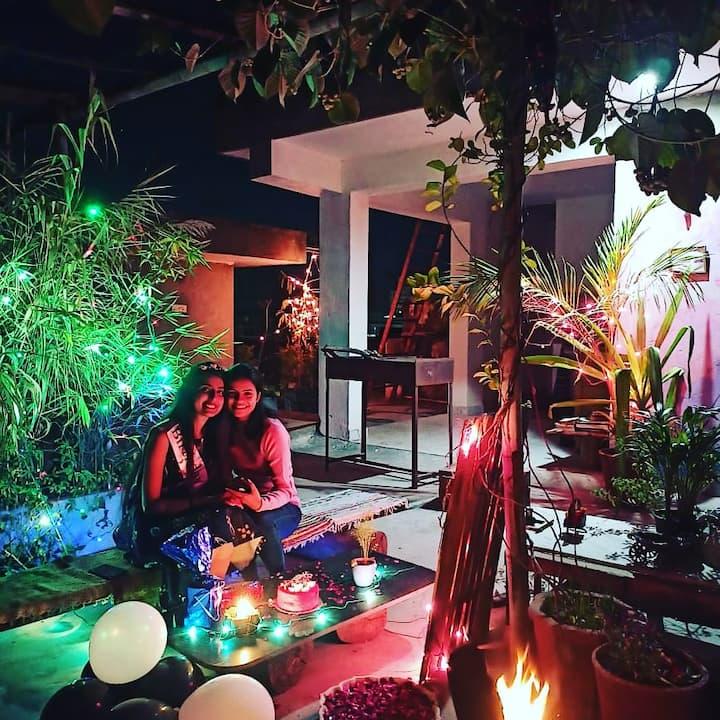LA Casa Art stay
