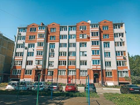 Уютная 1к квартира рядом с центром