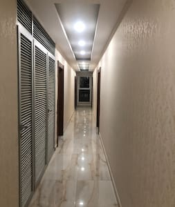 Automatic lights for hallway