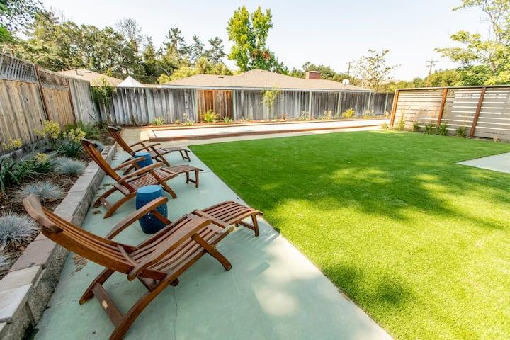 The Bixby House -Short drive to Carmel/Monterey