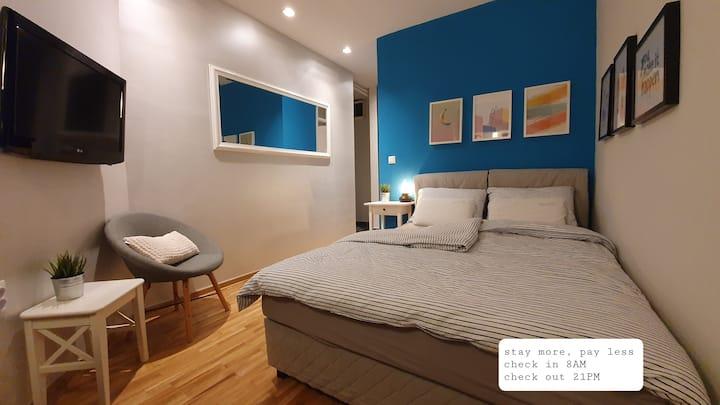 SleepBox 22 studio apartment