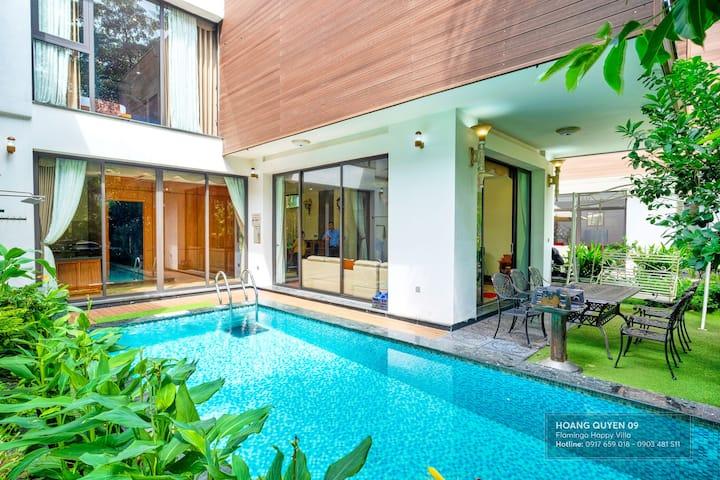 Hoàng Quyên 09 Villa -Resort Flamingo Đại Lải