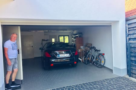 Garage ebenerdig