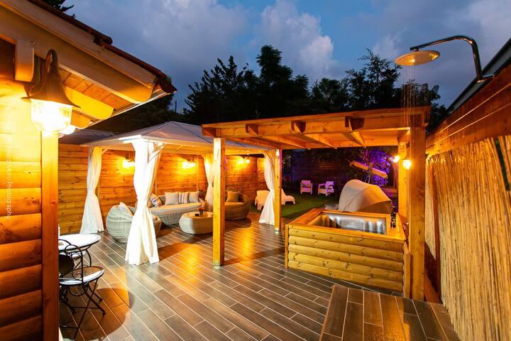 Private Garden House