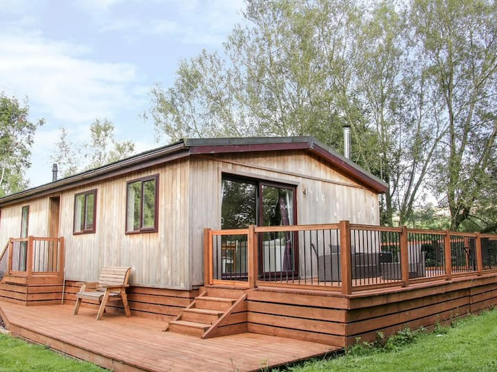 Alder River Lodge a luxury self catering holiday