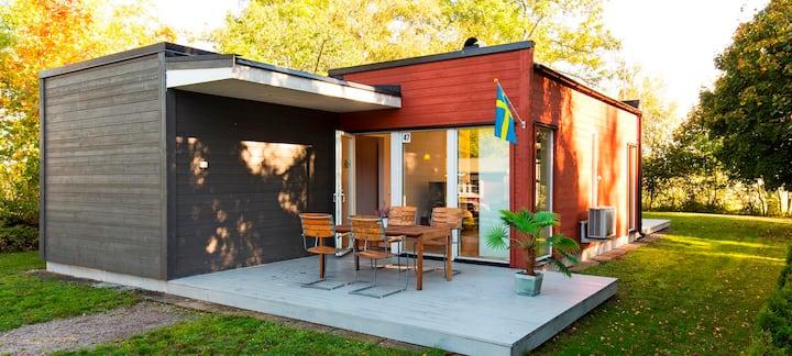 Modern house on Öland, free wifi - extra clean