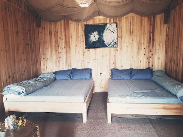 Sapa Jungle Homestay - Pơmu Bungalow #4