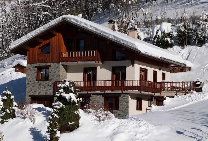 Charmant appartement 3 personnes Peisey-Vallandry