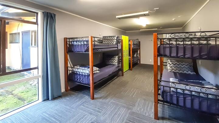 10 Bed Mixed Dorm - YHA Franz Josef