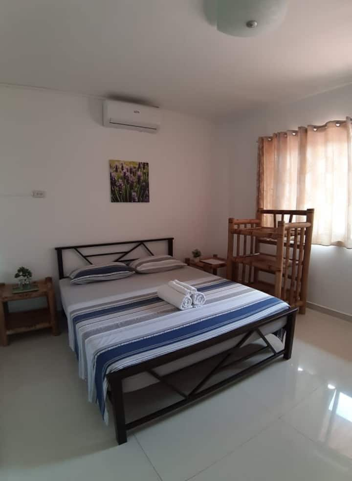 Room in luxuary villa  with bathroom  ch2